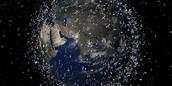 Que són les deixalles espacials?