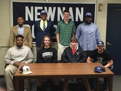 Athletics: 2015-2016 NHS Signing Day