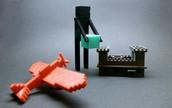 Minecraft amb Impresora 3D