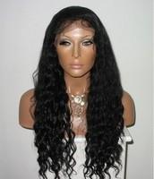 Silk top glueless wigs