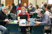 Tech2Teach Plans for 2015-16