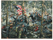 The Second day of the Civil War