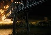 Heron Bridge blowing up