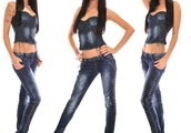 Collectie Jeans...
