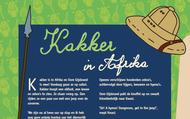 Reisverhaal: Kakker in Afrika