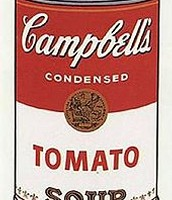 Warhol's Campbell Soup Can