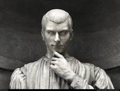 What were Machiavelli's ideas about Absolute Power?