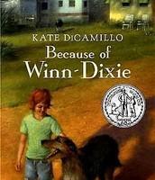 Because of Winn Dixie - Katie DiCamillo