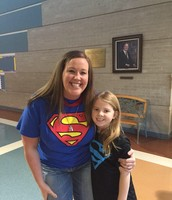 Superhero Dress Up Days
