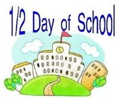 Half Day for Students!