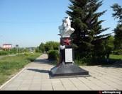 Памятник 16 красноармейцам