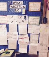 What Writer's Do in Kindergarten - Mrs. Robertson's Class