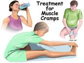Cramp Treatment