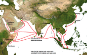 Zheng He's Journeys