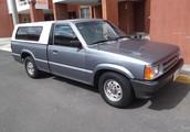 1993 Mazda B2200, Mecanico, buenas condiciones entro a Guatemala en Junio del 2012