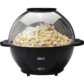 Electric popcorn popper
