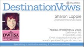 GIVE OUR TRAVEL AGENT AND DESTINATION WEDDING SPECIALIST A CALL