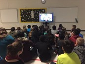 5th Grade SKYPE and Learn about the Great Depression