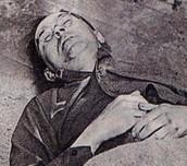 Himmler Sleeping
