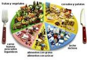 Dieta equilibrada, vida saludable