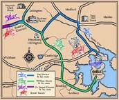Pauls route