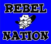 Rebel Nation T-Shirts For Sale: $12