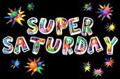 SUPER SATURDAY FOR CARTER COALITION