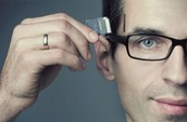 A Bionic chip that helps stimulate the part of the brain the that controls the nervous system.