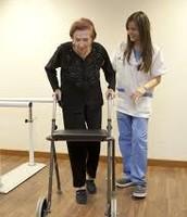 Rehabilitación terapéutica crónica