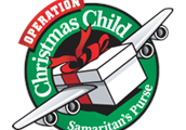 October Service Project Reminder - Operation Christmas Child!