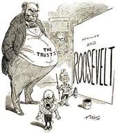 Theodore Roosevelt political cartoon
