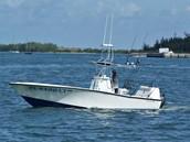 Key West Fishing Boat