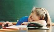 No Duermas en la clase de matemáticas