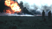 How did the U.S. respond to the invasion of Kuwait by Saddam Hussein?