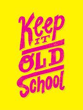 Old School Classic...