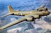 B-17 FLYING FORTESS