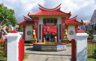 Indonesian Temple