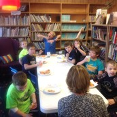 Third Grade Accelerated Reader Party