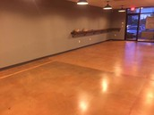 Floors are done!