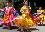 Who celebrates Cinco de Mayo?