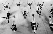 Tumbling and acrobatics