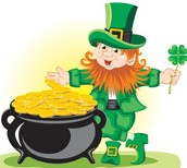 St. Patrick's Day Math Videos