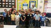 Hummingbird Class of the Week