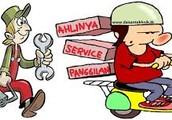SERVICE PANGGILAN