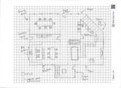 Graham's organized San Francisco floor plan