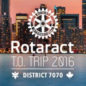 One Spot Opened on the Rotaract T.O. Trip!