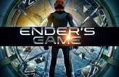 ENDER'S GAME IS NOW A MAJOR MOTION PICTURE
