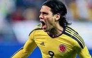 falcao con la colombiana