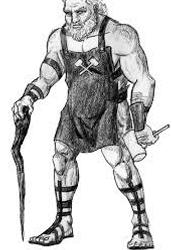 God of metalworking