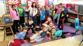 Third Graders Having Fun!!!